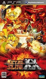 Metal Slug XX for PSP