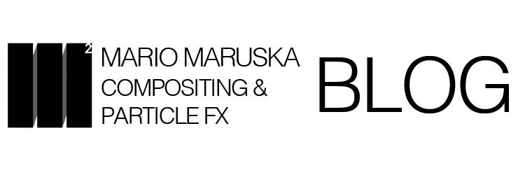 Mario Maruska's Blog