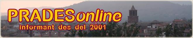 Prades Online - magazine electrònic independent