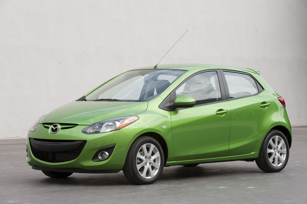 The Mazda 2 Made The Short List For North American Car Of The Year