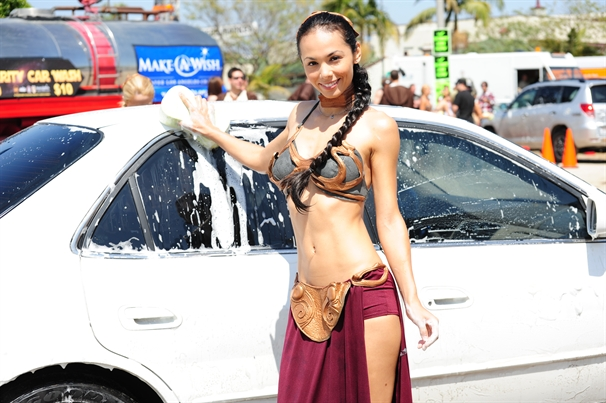 G Star Wars Themed Charity Car Wash