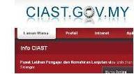 Laman Rasmi CIAST