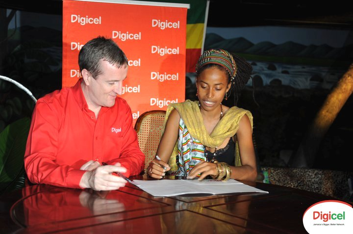 digicel jamaica history