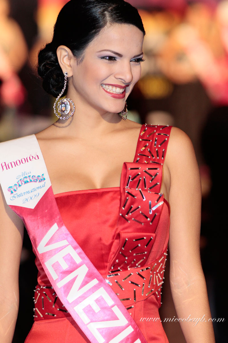 Miss Tourism International 2009 Miss Venezuela