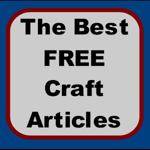 The Best FREE Crafts Articles Blog