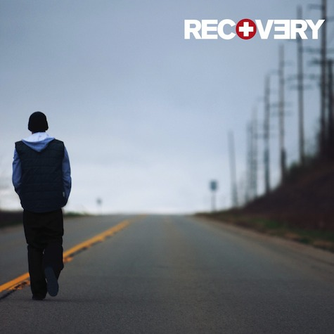 eminem recovery wallpaper. Album Cover No Love.