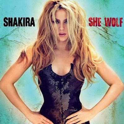 shakira album she wolf. She Wolf 2. Did It Again