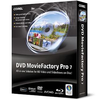 Download Corel Ulead DVD MovieFactory Pro 7