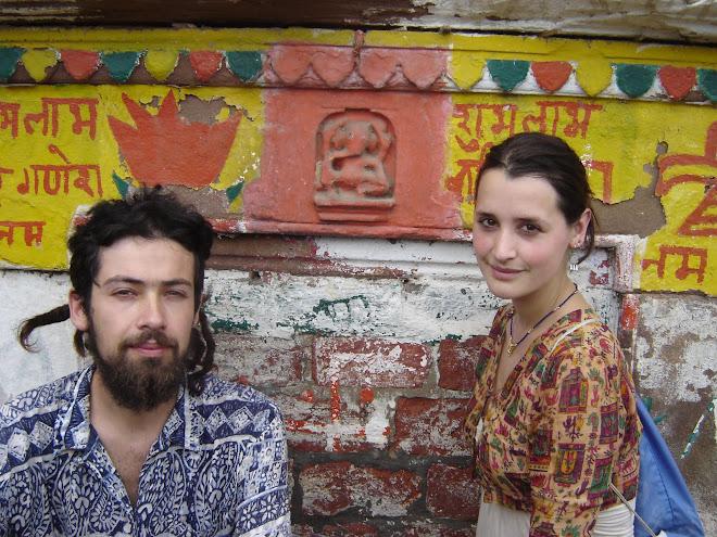 Pascuala y Jaimoto en Benares