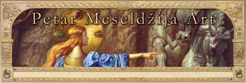 PETAR MESELDŽIJA ART