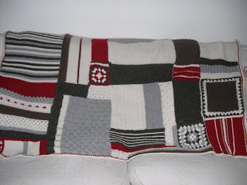Michael's woollen quilt