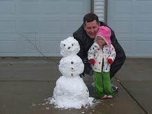 Bree's 1st Snowman