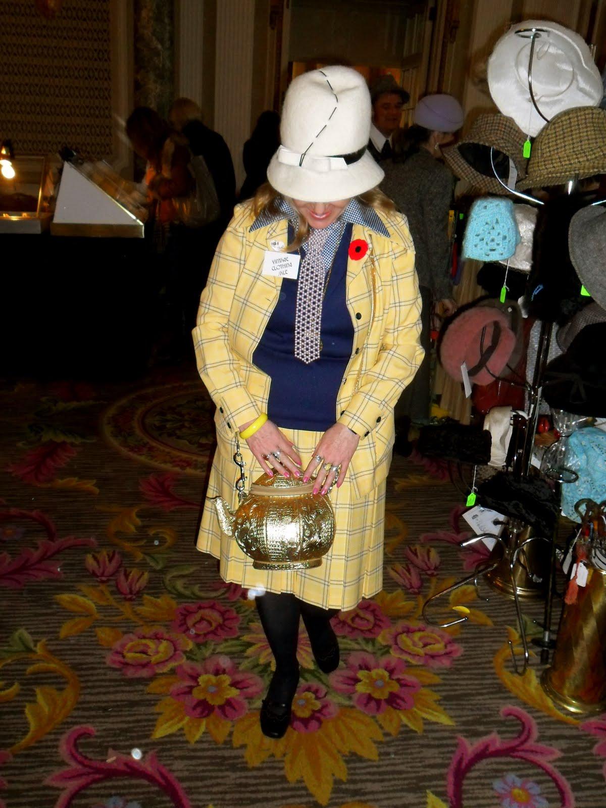 Chateau laurier vintage clothing sale