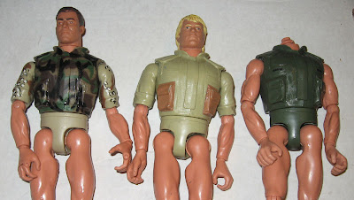 VINTAGE ACTION MAN 40th REPLACEMENT TORSO HIPS /& BALL JOINTS AS PICTURED