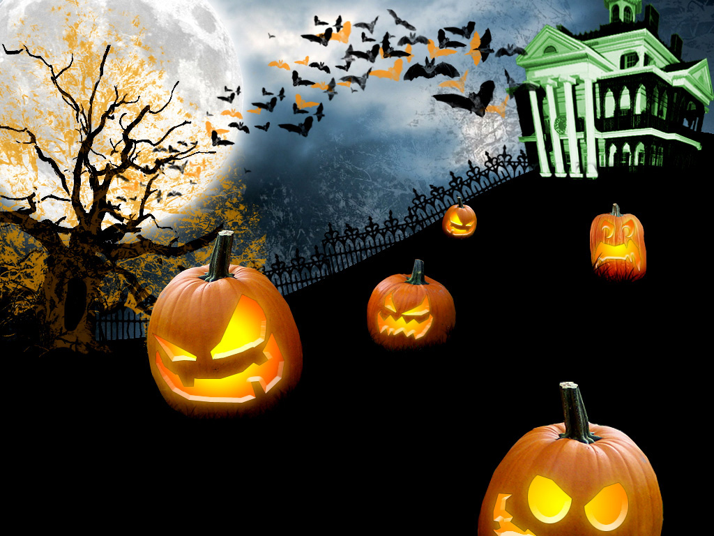 Happy Halloween Wallpaper