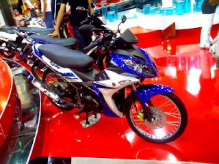 modifikasi saprk 135 - jupiter mx 135 - ala thailand