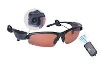 spy camera sun glasses