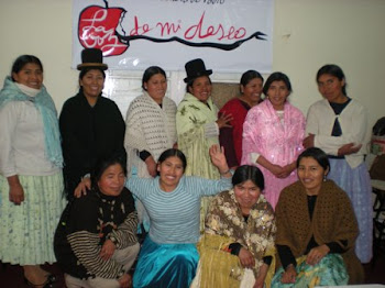 Trabajadoras del hogar en Bolivia