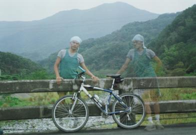 懷念的日子與舊相片及車裝,還有那第一台運動單車。