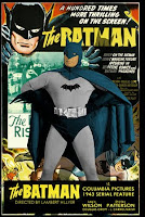 BATMAN, O HOMEM MORCEGO - 1943