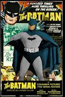 BATMAN, O HOMEM MORCEGO - 1943
