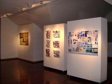 Cartografias Mentais, Galeria Municipal/ Espinho, 2007