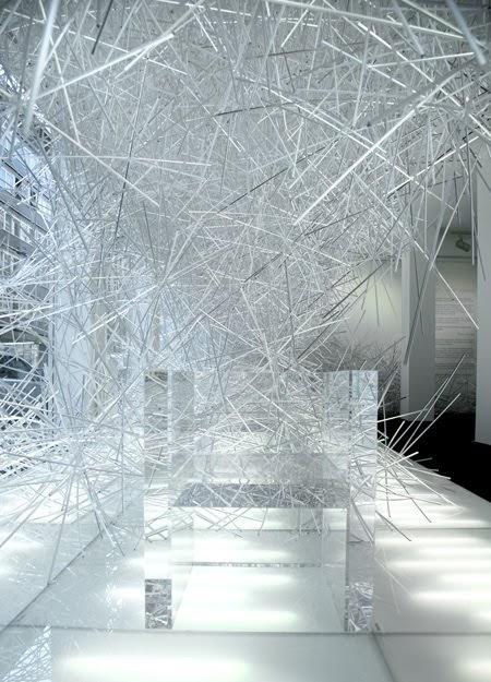 Here I Dreamt I Was An Architect Salon Del Mobile