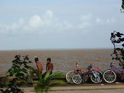 Banho no Amazonas
