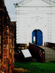 Entrada da Fortaleza