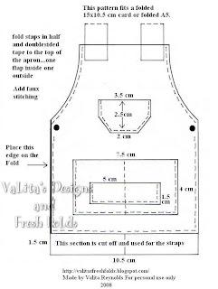 Shiny Happy World — Get to Work apron pattern PDF