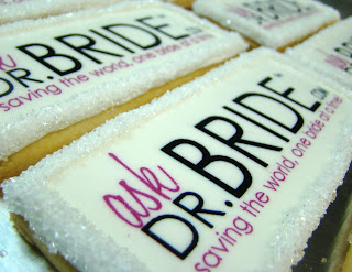 Ask Dr. Bride cookie