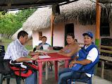 VISITA  DEL COORDINADOR A FAMILIAS JUNTOS