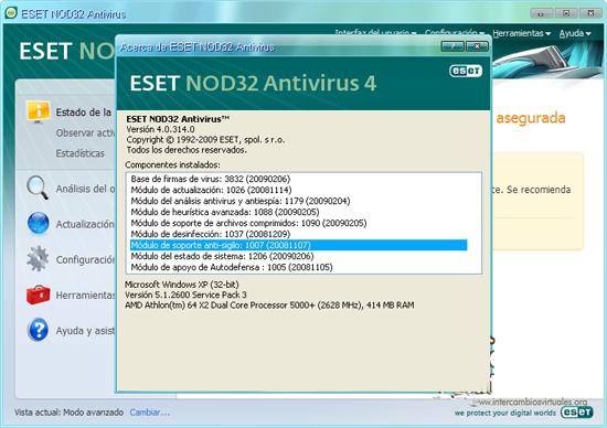 antivirus nod32 con crack