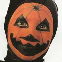 ideas maquillajes halloween para niños