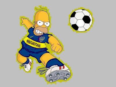 Homero De Boca Juniors