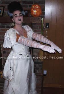 Hacer un disfraz de Frankenstein