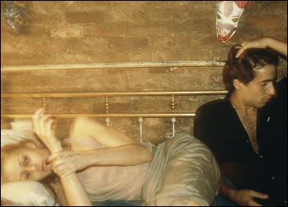 Nan goldin the ballad of sexual dependency pics 88