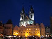 Počasí v Praze, klikněte na obrázek = Prahan sää, klikkaa kuvaa: