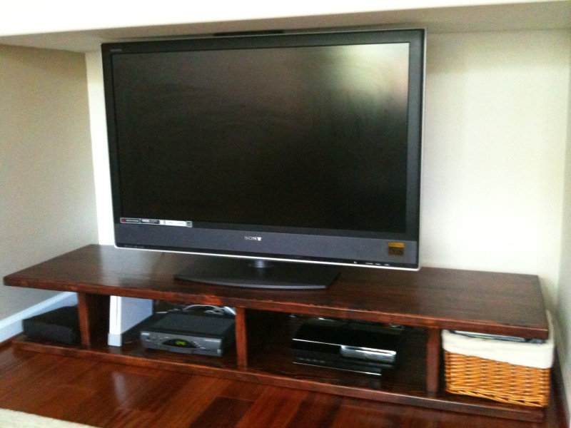 Forward Thinking Furniture Coffee Table And Tv Stand