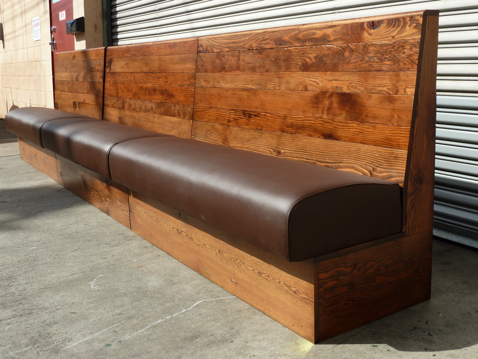 Forward Thinking Furniture Starbucks Banquette Seating