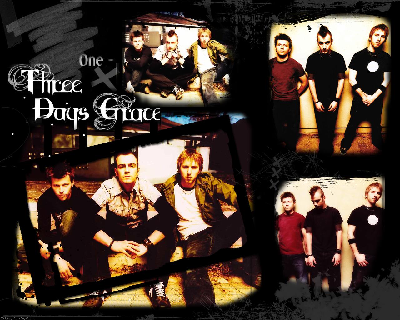 Three days grace riot - 59335
