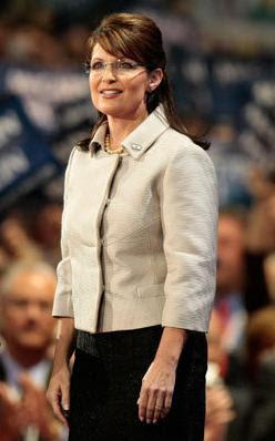 sarah palin republican candidate us vice president