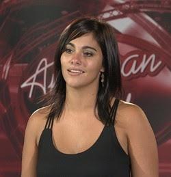 Felicia Barton american Idol