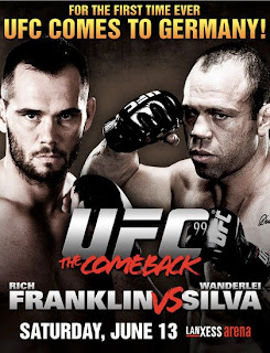 ufc, ufc 99 silva vs franklin