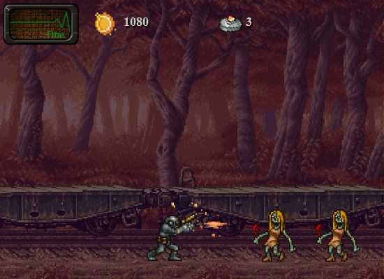 Metal Slug The Zombies game PC