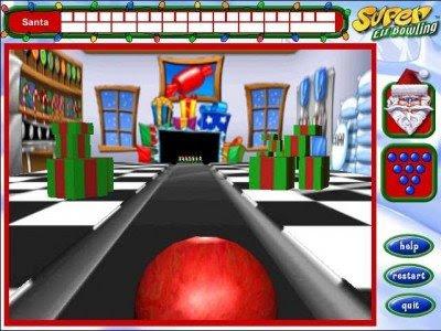 Imagem do jogo Free Super Elf Bowling Game