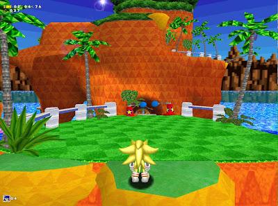 fotos jogo PC Sonic Robo Blast