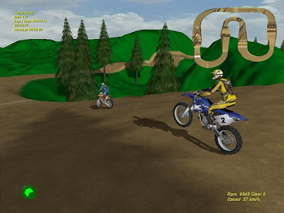 Jogo PC Motocross The Force