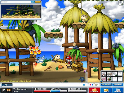 jogo MapleStory wallpaper game