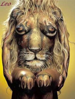 Signos do Zodíaco Leão